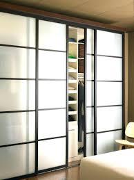 hinged mirrored wardrobe doors ikea pax vikedal mirror door