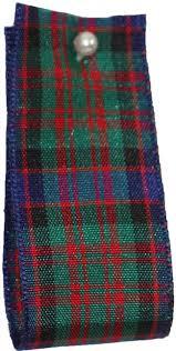 tartan ribbon 40mm x 25m macdonald tartan ribbon by berisfords ribbons tartan