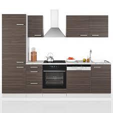 komplett küche küche 270 cm küchenzeile küchenblock einbauküche komplettküche