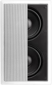 home theater wall plates wall subwoofer dual 8
