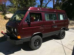 volkswagen westfalia syncro the specialist preserving the analog automobie