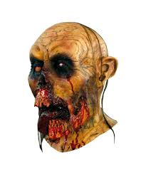 party city halloween mask zombie decayed halloween mask men masks
