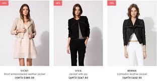 black friday dress sale maje announces black friday and cyber monday sale deals