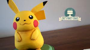 3d halloween cakes pikachu cake 3d pokemon cakes youtube
