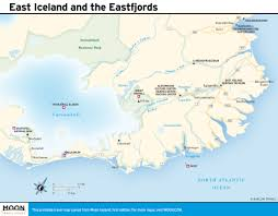 Iceland Map Location Printable Travel Maps Of Iceland Moon Travel Guides