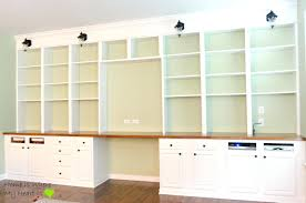 Bedroom With Knee Wall Furniturecustom Bedroom Built In Wall Units White For Book Storage