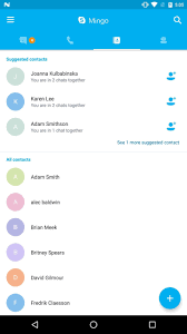 skype android app how to get skype s new android app with calling sms