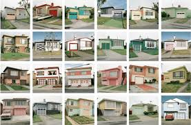 painted houses american typologies freshly painted houses 3 quarks daily