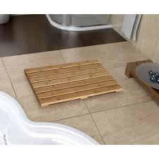 bathroom mat ideas magnificent bamboo room for bathing mat innovation inspiration of