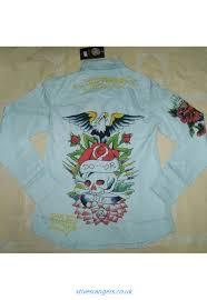 wholesale ed hardy clothing factory price ed hardy women shirts
