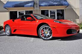 chrome ferrari f430 2009 ferrari f430 spider convertible stock 5849 for sale near
