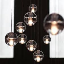 Glass Orb Ceiling Light 15 Inspirations Of Glass Orb Pendant Lights