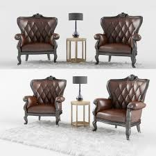 Classic Armchairs Classic Armchair 3dsky Models Pinterest Armchairs