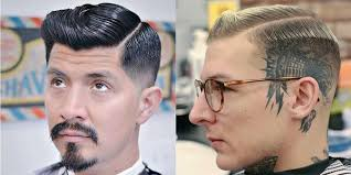 hard parting haircut men s hairstyles with side partings side parting haircut 1940 s