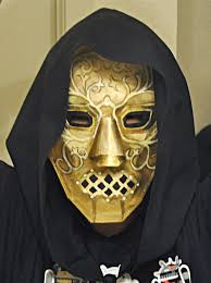 Cool Mask How To Contruct And Paint A Death Eater Mask With Pictures