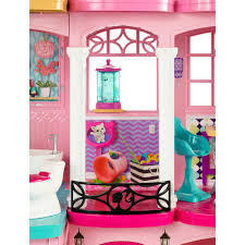 home design barbie dollhouse with elevator beach style medium