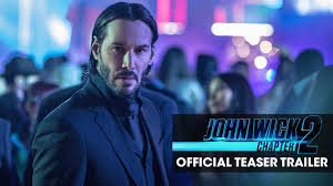 john wick chapter 2 2017 movie official teaser trailer u0027good