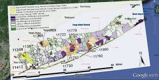 Long Island New York Map by Long Island Cancer Clusters Revisited Dark Matters A Lot