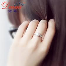 8mm ring aliexpress buy daimi pearl ring 7 8mm