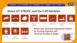 gt strudl structural analysis