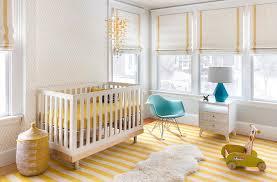 nurseries red and yellow stripe rug design ideas