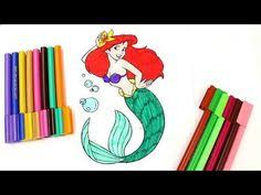 disney coloring book coloring disney princess ariel