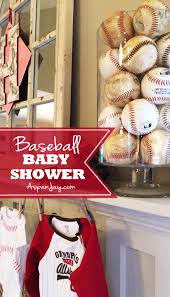 themed baby shower baseball themed baby shower aspen