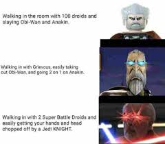 Droid Meme - dopl3r com memes walking in the room with 100 droids and slaying
