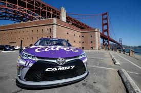toyota number denny hamlin reveals a never before seen look of the no 11 fedex