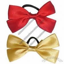wine bottle bow wine bottle bow with elastic band christmas ribbon china wholesale