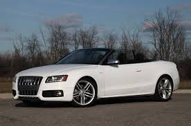 audi s5 convertible white audi s5 cabriolet technical details history photos on better