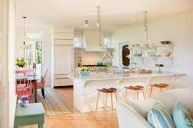 Coastal Cottage Kitchen - new england cottage kitchen farmhouse with coastal cottage wooden