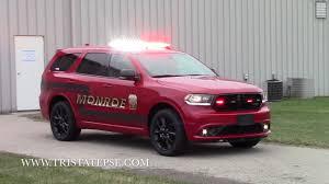 Dodge Durango Truck - 2017 dodge durango monroe fire chief vehicle install ohio