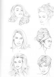 types of hair lines best 25 drawing hairstyles ideas on pinterest anime hair