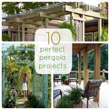 Roof Pergola Next Summers Project Beautiful Patio Roof Beautiful by 16 Ways To Customize Your Deck Tree Trunks Pergolas And Decks