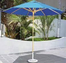 Palm Tree Patio Umbrella Wooden Patio Umbrellas Patioliving
