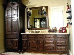 custom bathroom vanities ideas bathroom vanity with hutch wanderfit co