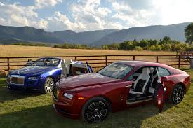 rolls royce sports car rolls royce and wyoming a perfect match sheridanmedia com
