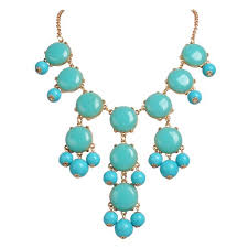 light blue statement necklace cheap light blue statement necklace find light blue statement