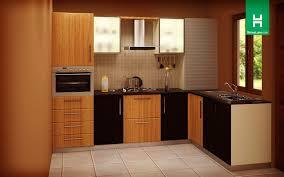 l shaped modular kitchen designs u0026 prices homelane india