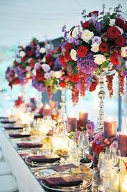 Purple Wedding Decorations 20 Truly Amazing Tall Wedding Centerpiece Ideas Deer Pearl Flowers