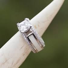 deer antler wedding band antler rings deer antler wedding rings camo rings for men