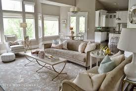 sita montgomery interiors my home family room mini makeover