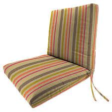 Sunbrella Outdoor Cushions Jordan Manufacturing Sunbrella 44 X 22 In Dining Chair Cushion