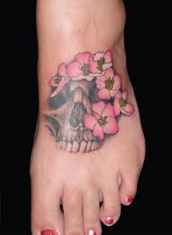 randy orton skull skeleton tattoos