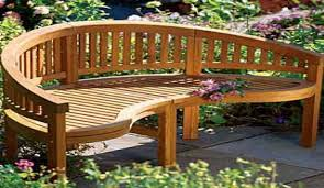 Curved Teak Garden Bench Curved Teak Benches For Gardens Part 39 Full Size Of Bench