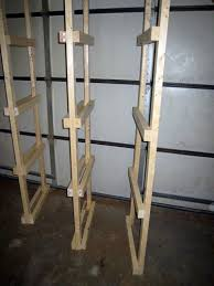 How To Build Wooden Shelf Supports by How To Build Inexpensive Basement Storage Shelves One Project Closer