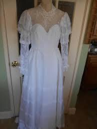alfred angelo vintage lace wedding dresses 056 vintage 1970 s alfred angelo wedding gown dress in lace