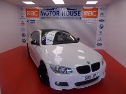 used bmw 3 series m sport 2011 cars for sale motors co uk