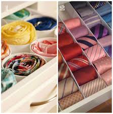 Organzie by How To Organize Ties For Him Organize Ties Organizing And Drawers